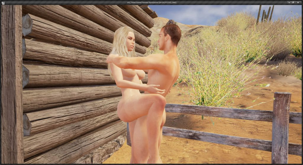 VRTitties  Adult VR Game