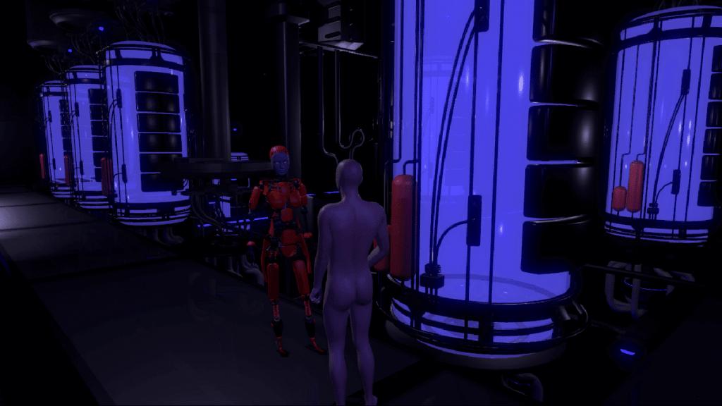 EvaGalaxyEvolution XXX Adult VR Game
