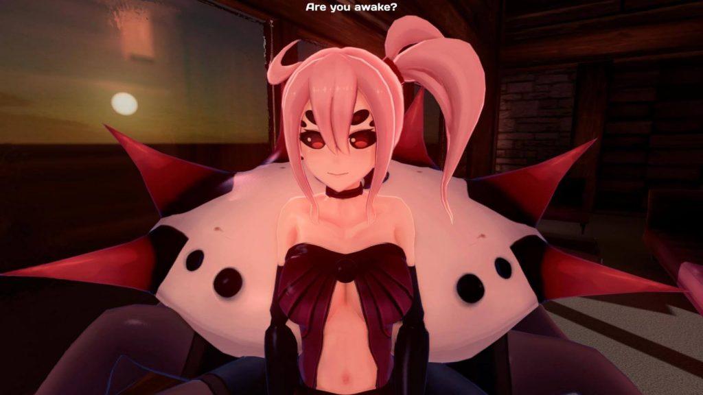 Monster Girl Island adult vr game