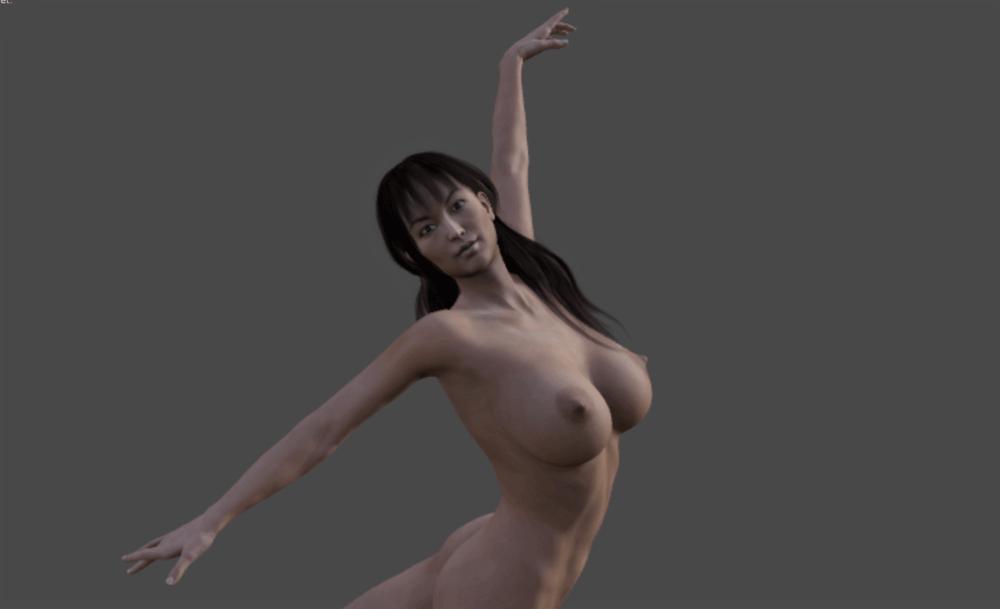 Aria Giovanni Sexy Nude Photo Making Of Virtual Girl Hq Nude Desktop Girls Hd