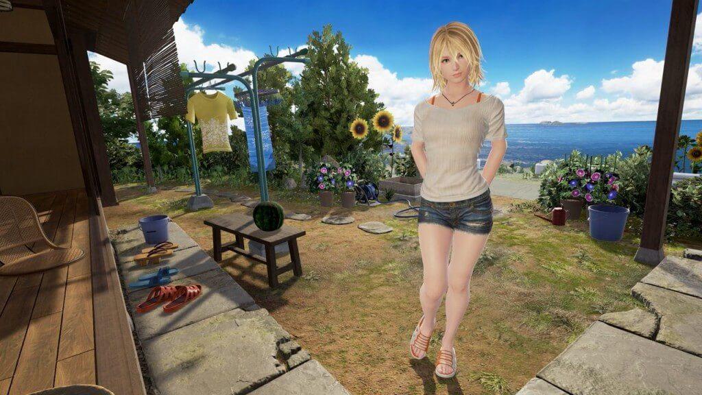 Summer Lesson Adult VR Game