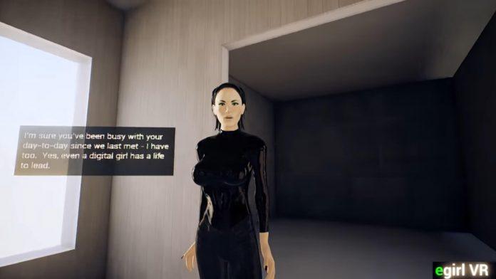 EGirl VR - VRPornGamester