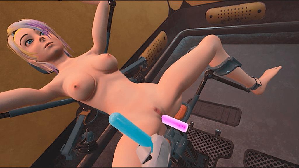 SexMachinesVR adult vr game