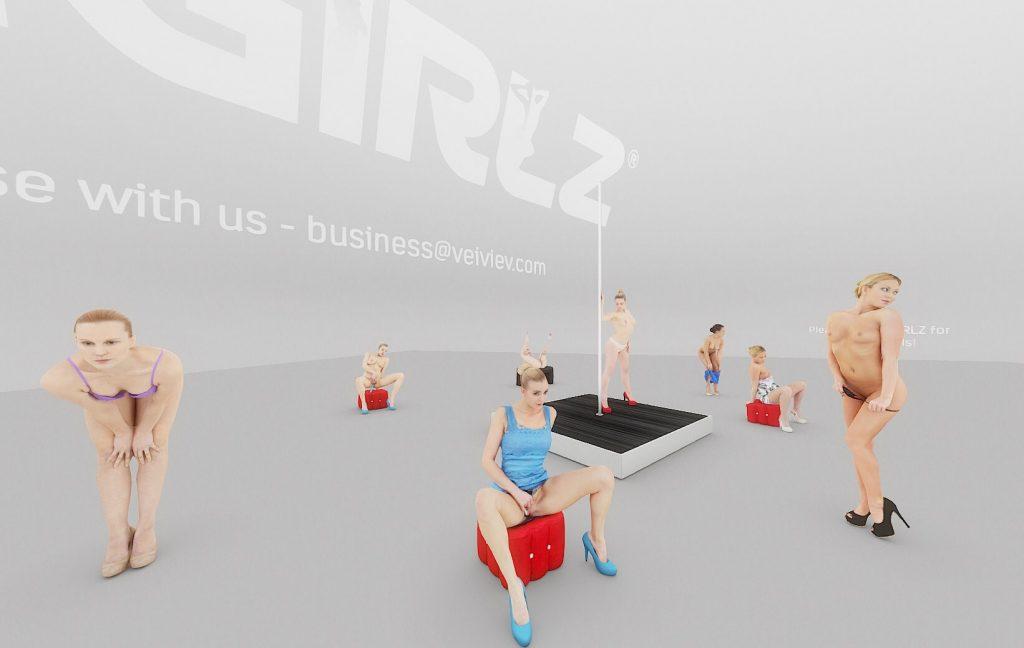 VRGirlz - LUCID DREAMS II Adult VR Games