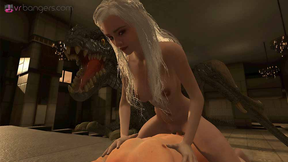The Dragon MILF adult VR Game