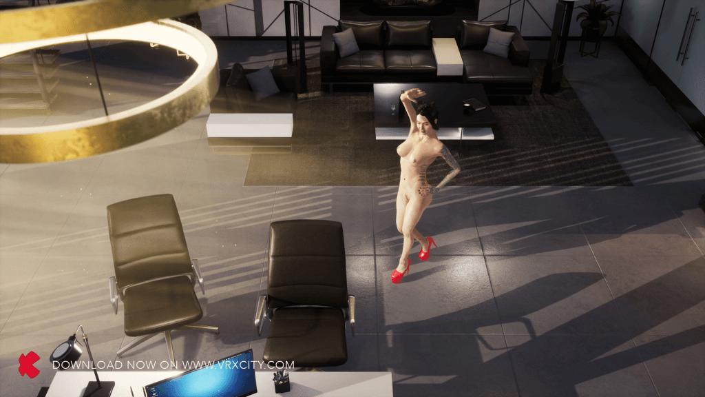 vrXcity VR Porn Game