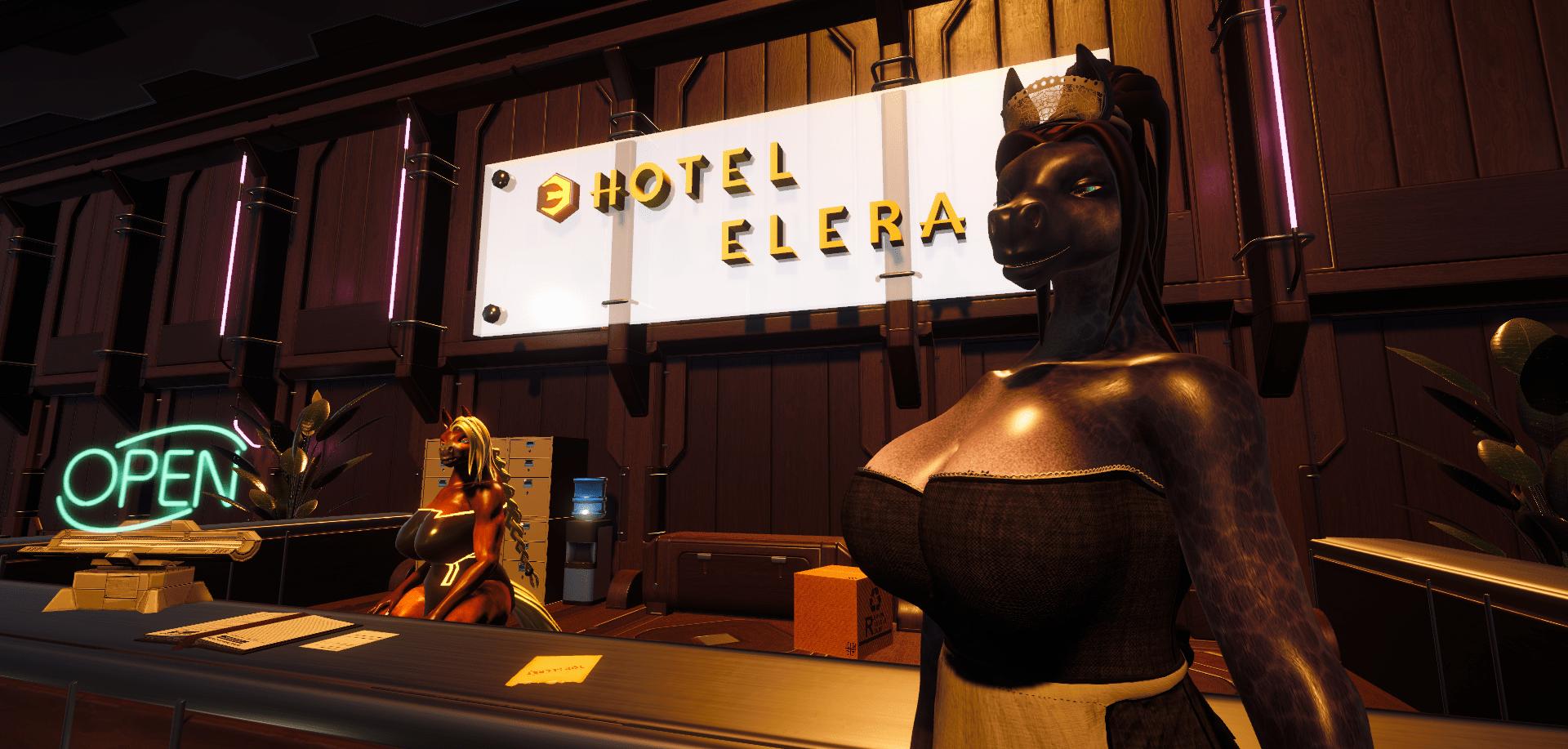 PROJECT ELERA - Hotel Elera VR Porn GamePROJECT ELERA - Hotel Elera VR Porn Game